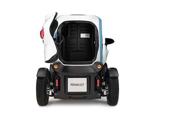 twizy twizy cargo utover intens. Black Bedroom Furniture Sets. Home Design Ideas